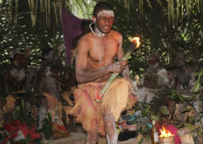 Iboga Ceremony
