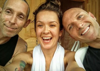 The Eagle, Robyn and Anthony - Gabon Africa