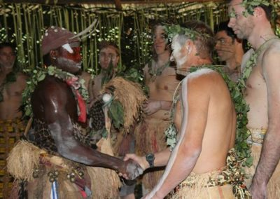 brother Scotty Jo - Bwiti initiation