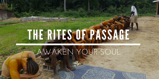 Bwiti Rites Of Passage